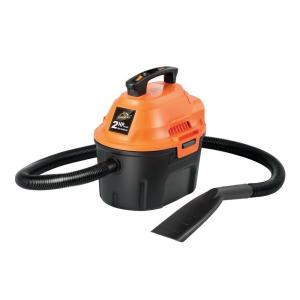 Armor All 2.5 Gallon, 2 Peak HP, Utility Wet/Dry Vacuum