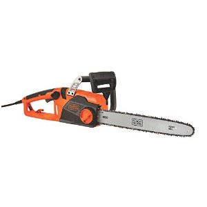 BLACK+DECKER CS1518 electric chainsaw review