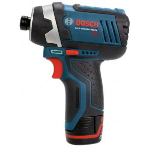 Bosch PS41-2A 12-volt Impact Driver review