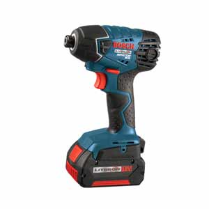 Bosch impact driver review