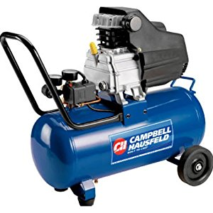 Campbell Hausfeld 8-Gallon Air Compressor review