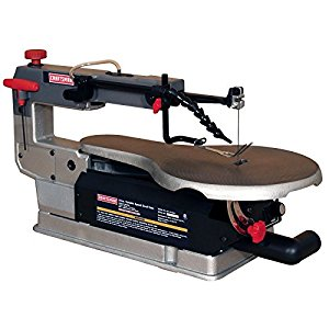 "Craftsman 16"" scroll saw review"