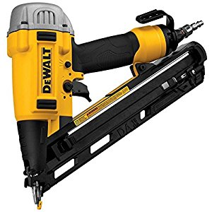 Dewalt finish nailer review