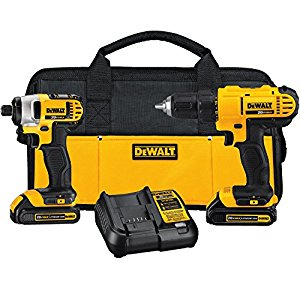 DEWALT DCK240C2 20-Volt Combo Kit review