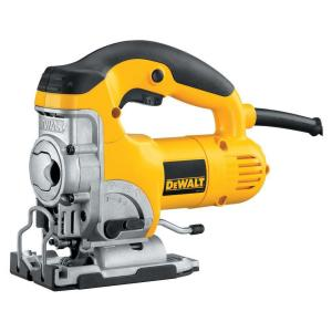 DEWALT DW331K 6.5 Amp Top Handle Jig-Saw Review