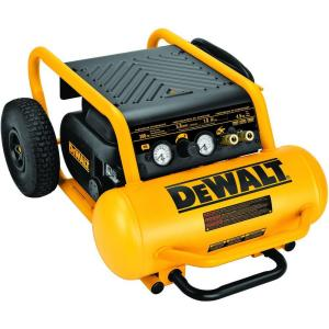 DeWalt 4.5 Gallon Air Compressor review