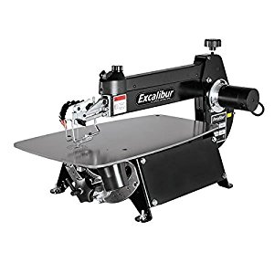 GENERAL INTL 16In Scroll Saw