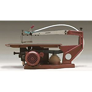 "Hegner 18"" Variable Speed scroll saw"