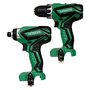 Hitachi KC18DGL 18-Volt Drill Driver_Impact Driver Kit review