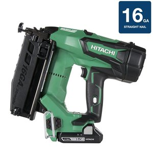 Hitachi NT186DM 16-Gauge Straight Finish Nailer