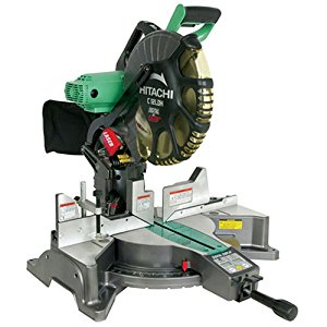 Hitachi compound miter saw review