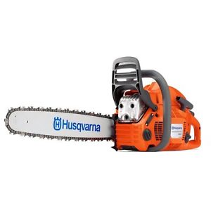 Best chainsaw reviews ratings gas cordless and electric covered husqvarna 460 24 inch 60cc rancher chain saw greentooth Image collections