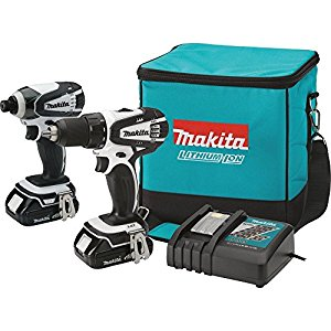 Makita CT200RW 18-Volt Compact Lithium-Ion Cordless 2-Piece Combo Kit review
