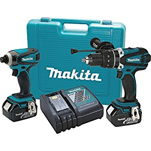 Makita XT218M 18V LXT Lithium-Ion Cordless Combo Kit Review