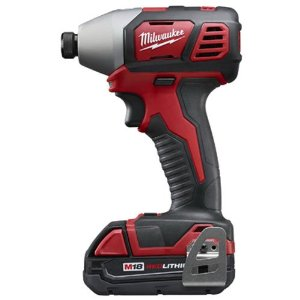 Miwaukee impact driver review