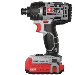 Porter-Cable-20V-Max-PCC640-Impact-Driver review