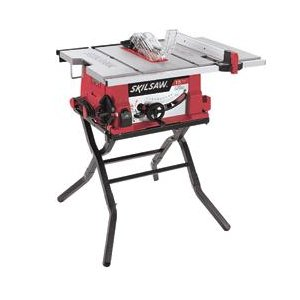 SKIL 3410-02 10-Inch portable table saw with folding stand