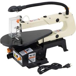 Shop Fox W1713 scroll saw review
