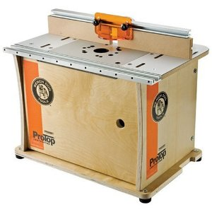 Bench Dog 40-001 Pro Top Contractor Router Table review