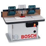 Bosch RA1171 router table review