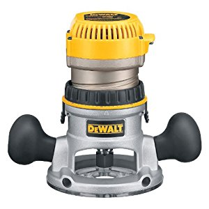 Dewalt DW616 Fixed Base Router review