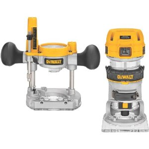 Dewalt DWP611 Dual Speed Router review
