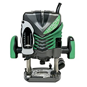 Hitachi M12V2 3-1_4 Peak Horse Power Plunge Router Review