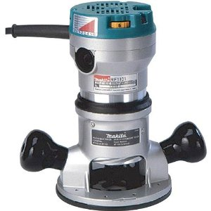 Makita RD1101 2-1_4 Horse Power Wood Router Review