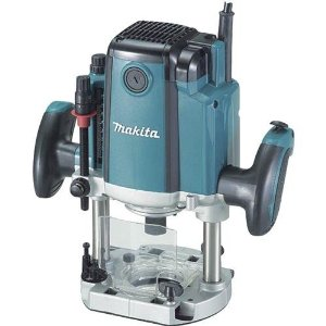 Makita RP1800 3-1_4 HP Plunge Router Review
