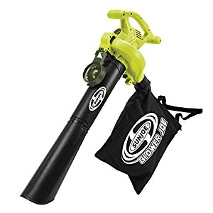Sun Joe SBJ603E Blower Joe Electric 3-In-1 Blower Vacuum_Mulcher review