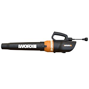 Worx WG517 7.5-AMP Electric Leaf Blower review