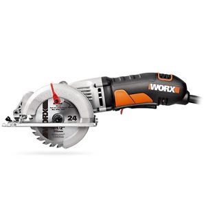 WORX Compact saw 4 1_2 wx429l