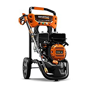 Generac 6922 2800 Psi Gas Powered Pressure Washer