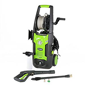 Greenworks GPW1702 1700 Psi Electric Pressure Washer
