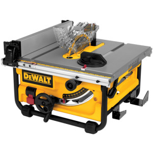 DeWalt DWE7480 10″ Compact Job Site Table Saw