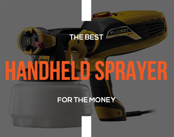 Best handheld paint sprayer