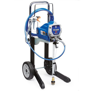 Graco X7 paint sprayer review