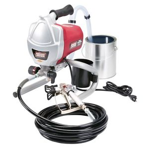 Krause & Becker airless paint sprayer guide