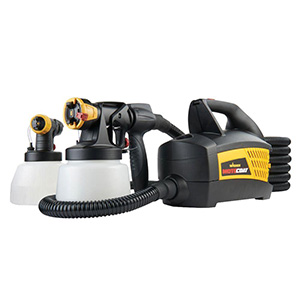The wagner airless paint sprayer