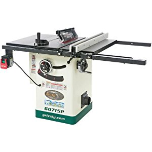 Grizzly G0715 Hybrid table saw