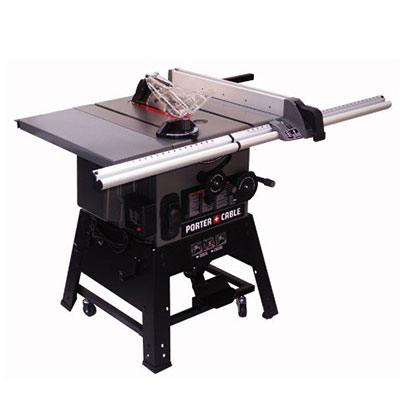 Porter Cable Table Saw PCB270TS Review