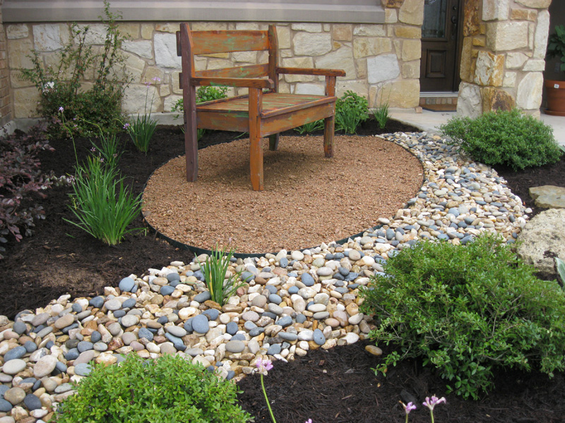 Dry creek bed landscaping tips