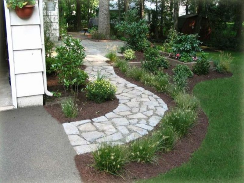 classic dry creek bed designs